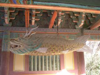 Элемент декора в Царстве Будды