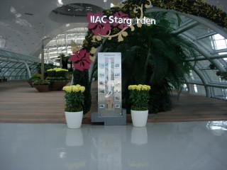 Звездный сад аэропорта Инчон
