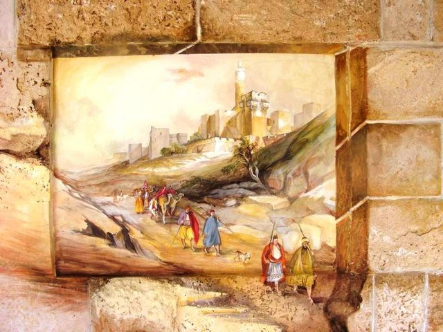 Step 2 biblical-jerusalem-wall