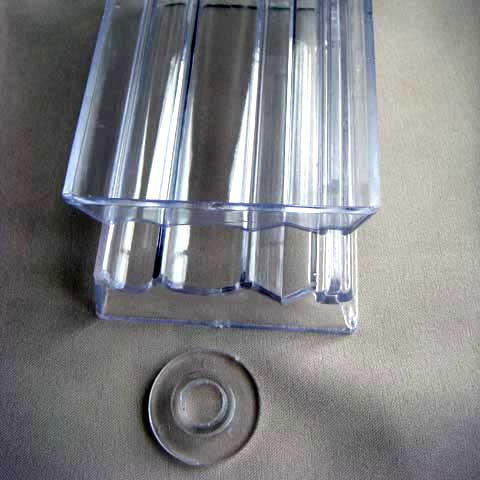Машинка для прокатки бусин из полимерной глины