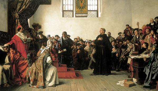protestant reformation religious sects