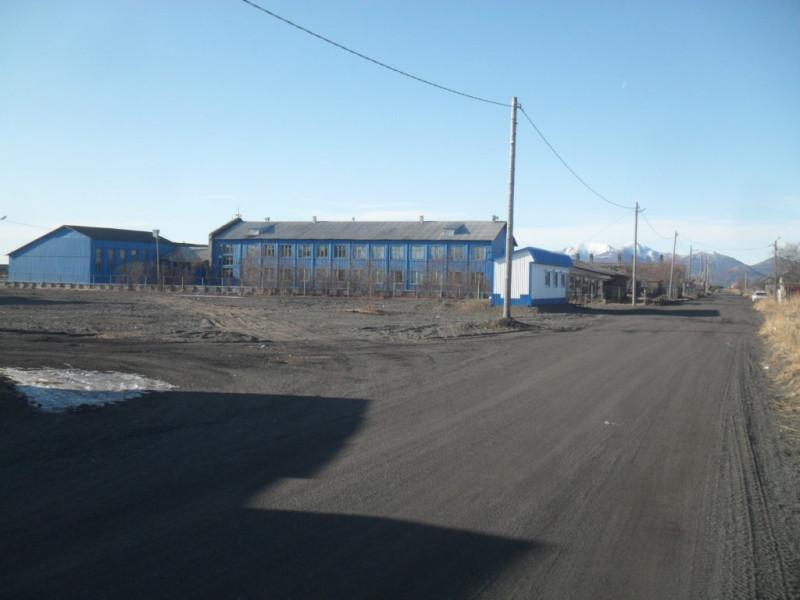 Камчатка село пахачи средняя школа почта в контейнере