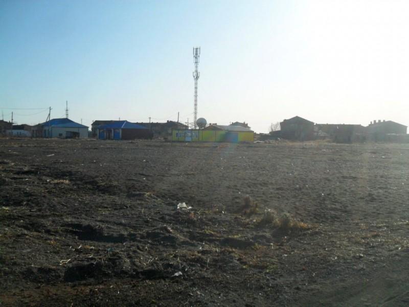 Камчатка центр села Пахачи
