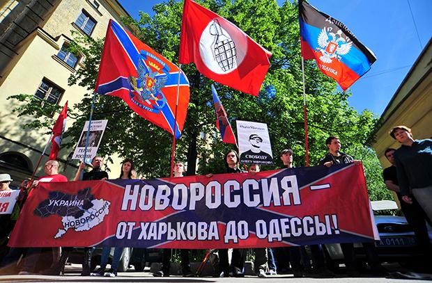 Что несут пропагандоны по поводу русских Донбасса?