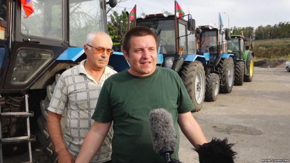 Лидера Тракторного марша задержали ... за алименты