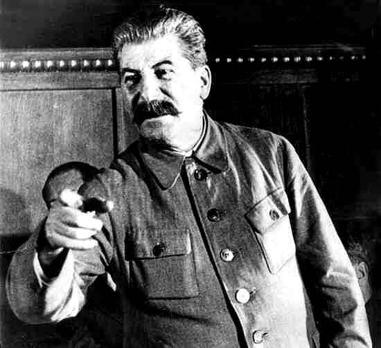 Сталинский менеджмент в действии