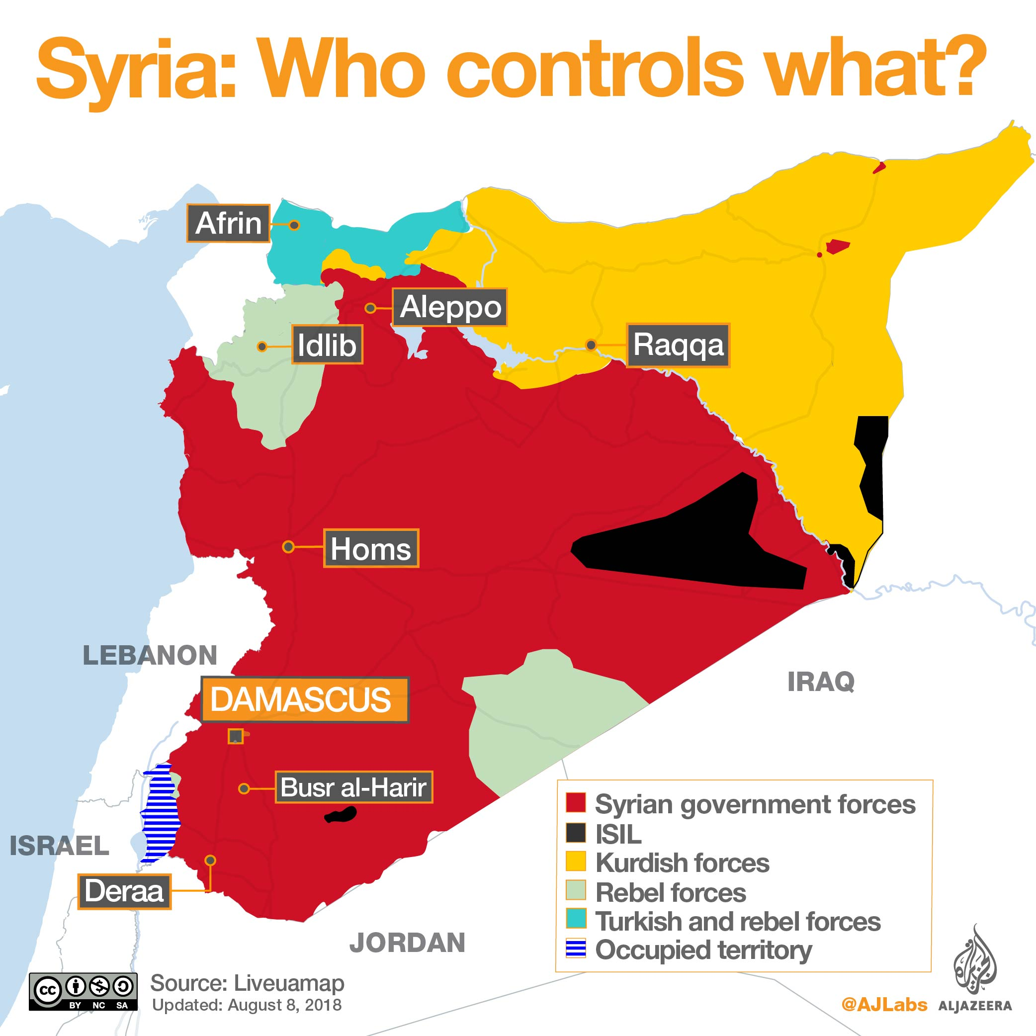 Эль Мюрид: уход из Сирии – условие антикризиса