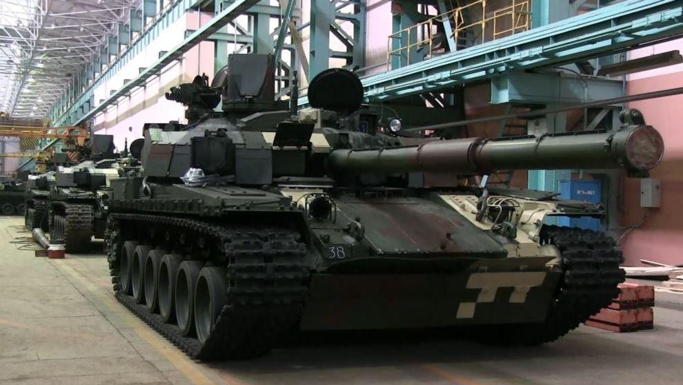 Впечатления от харьковского танкостроения