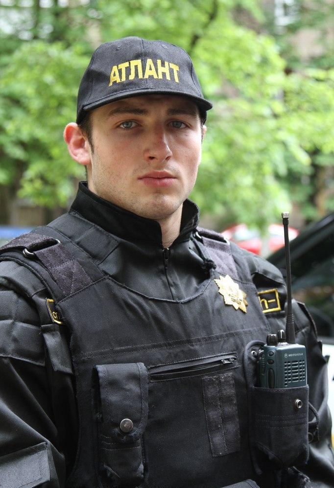 Картинка частного охранника
