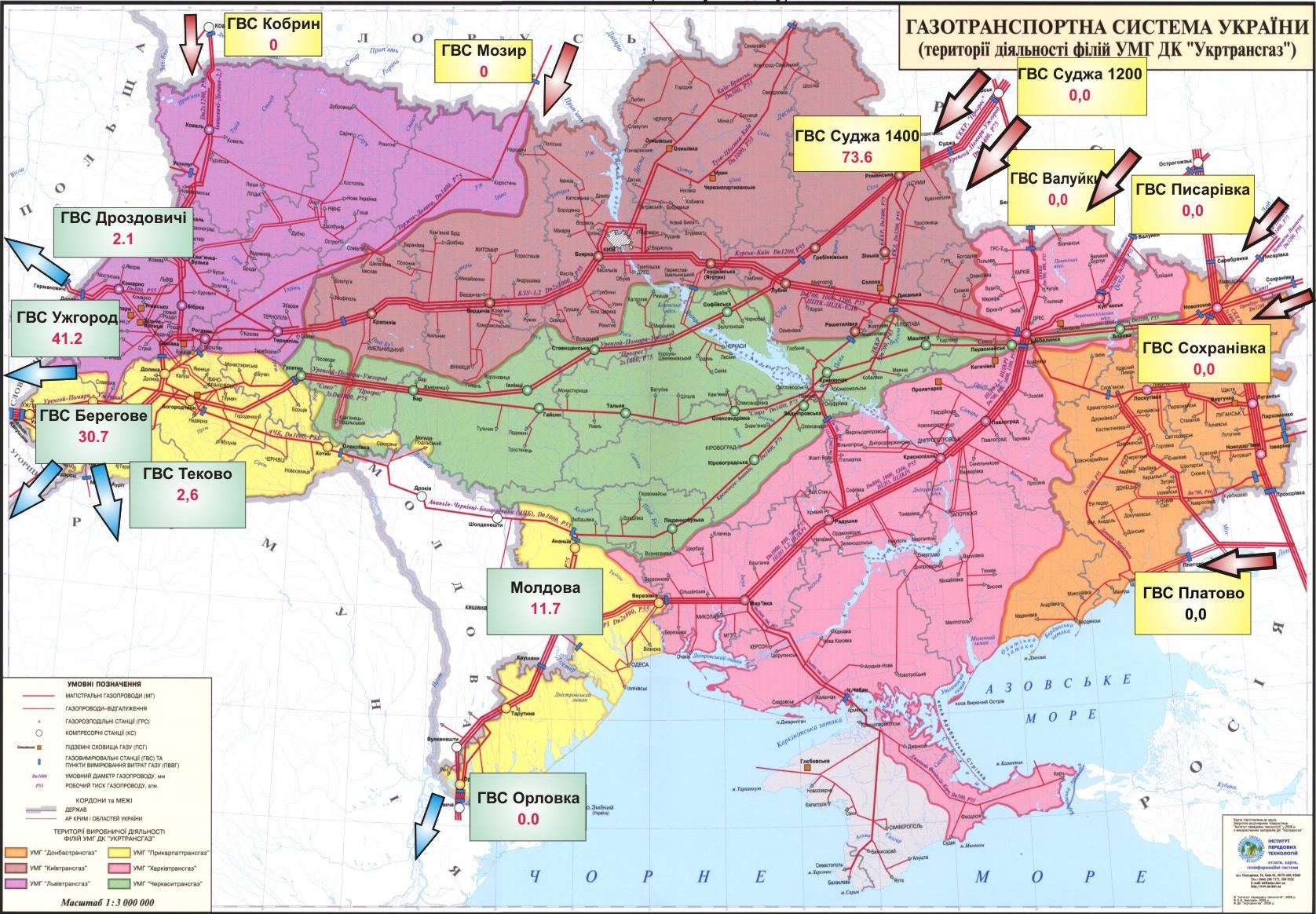 Газовое соглашение с Украиной: зрадная перемога?