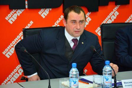Максим Калашников Кучеренко