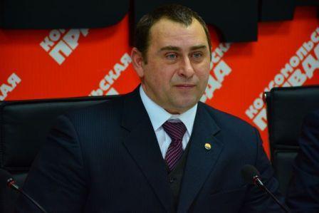 Максим Калашников, Владимир Кучеренко
