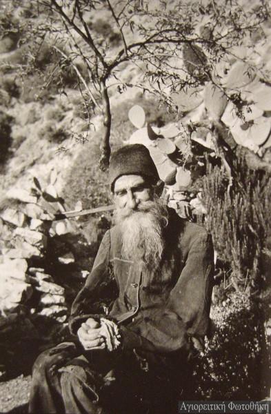 Монах Филарет Карульский фото 1954 года 2
