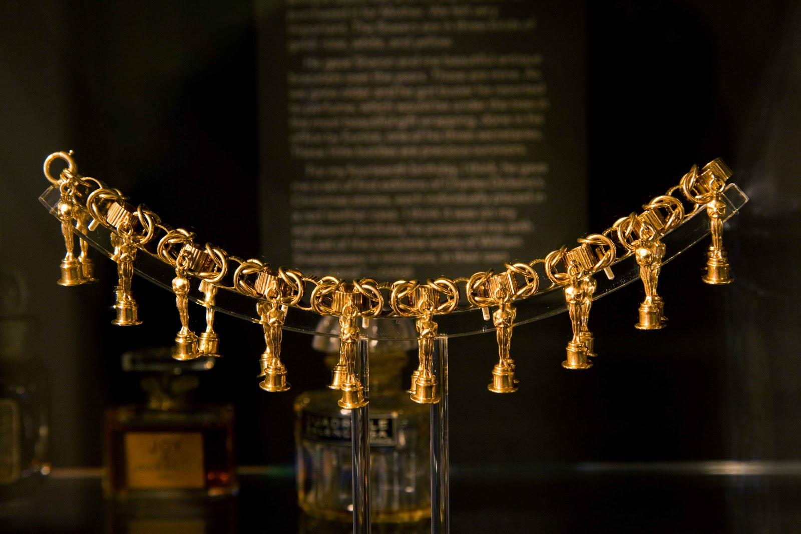 Lilly's Oscar Charm Bracelet