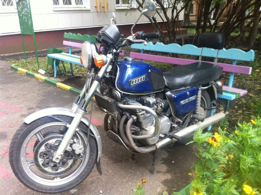 мотоциклы китайской сборки