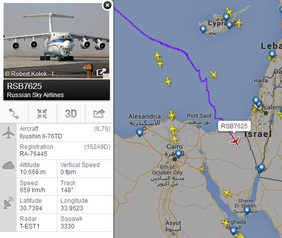Il76-Sinai