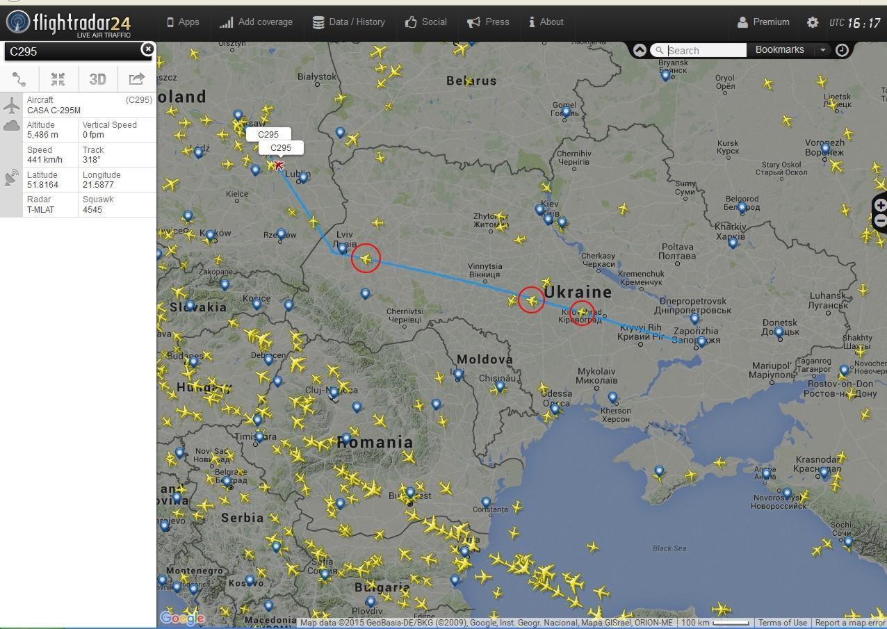 C295-C130-Ukraine