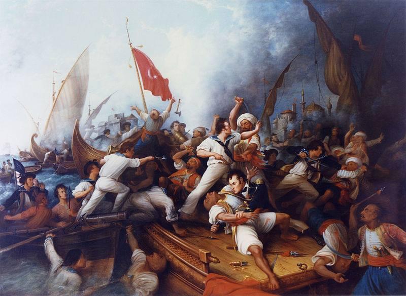 1. berberi (osmanlı - abd) savaşı