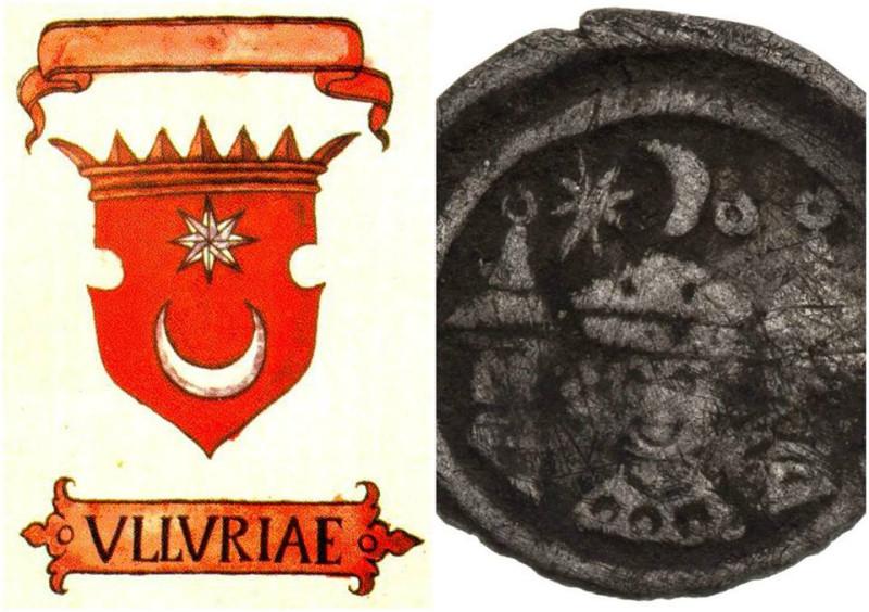 illyria-dalmaçya arması, 16. yüzyıl