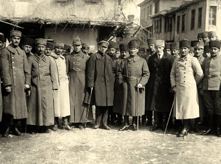 31 mart 1922'de afyon