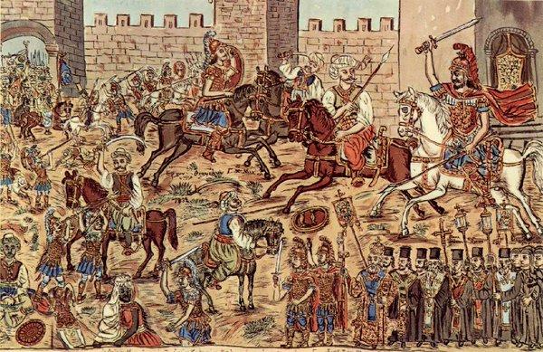 istanbul'un fethi 1453