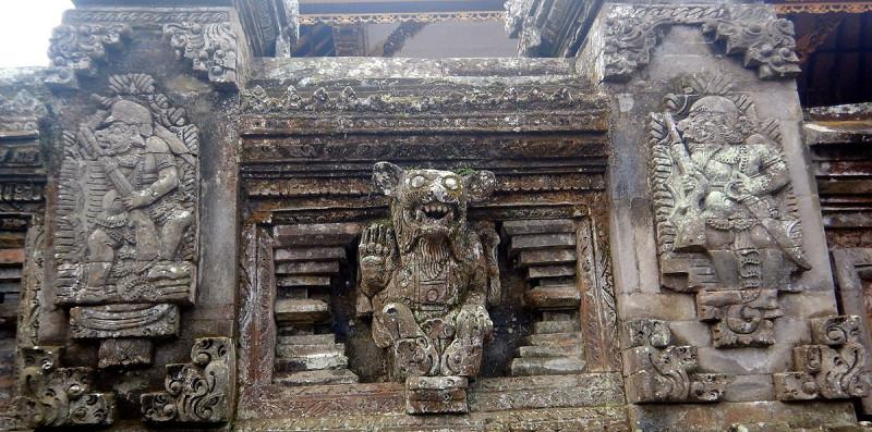 В Pura Penataran Agung