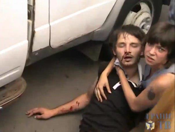 Новокузнецкая 13 июля 2012