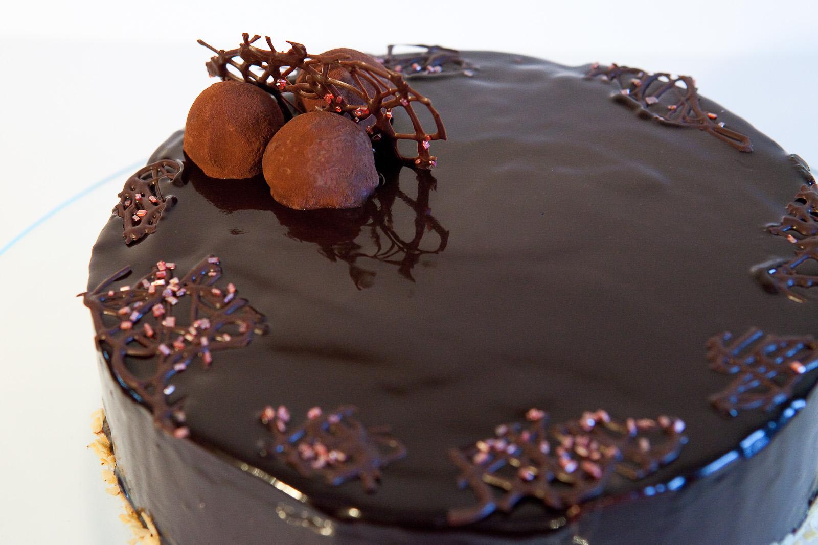 Торт трюфель рецепт с фото