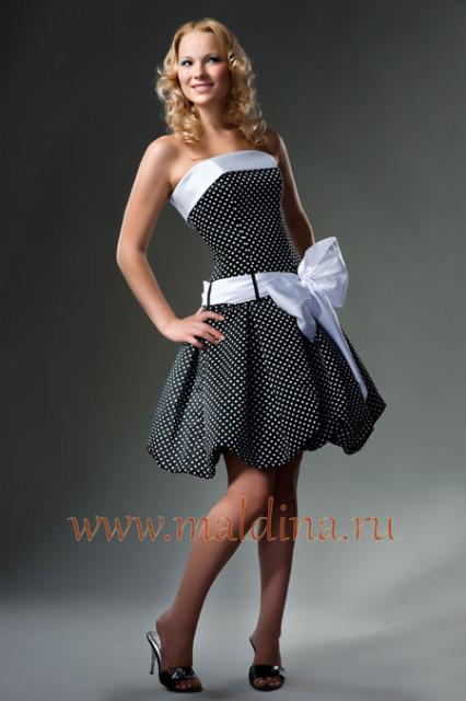 Платья а-ля 60