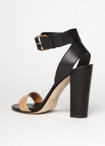 ALEXA TWO-TONE SANDAL 2