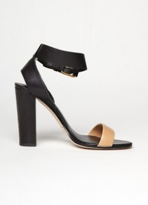 ALEXA TWO-TONE SANDAL 3