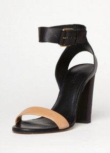 ALEXA TWO-TONE SANDAL 375-190