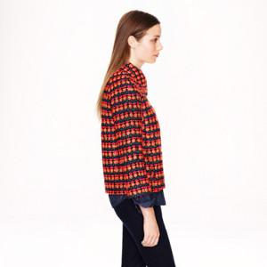 Collection neon tweed jacket 2