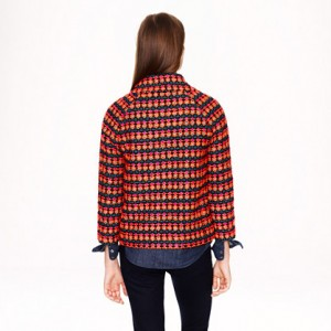 Collection neon tweed jacket 3