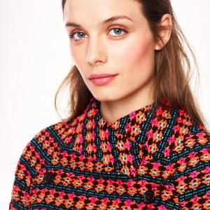 Collection neon tweed jacket 4
