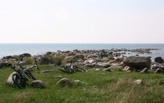 Зацелованные эстонским солнцем. Часть вторая. Остров Кихну.