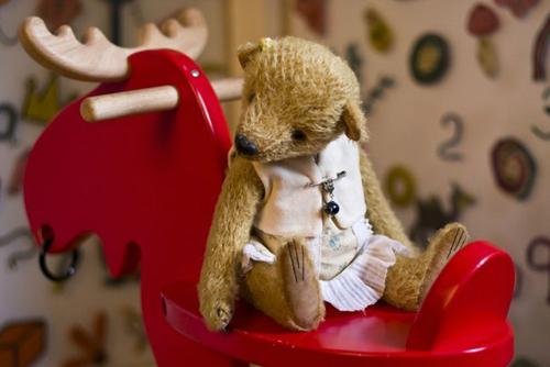 """Курс """"Изготовление мишки Тедди"""" (СПб) - D.I.Y. отдых как занимательное увлечение"""