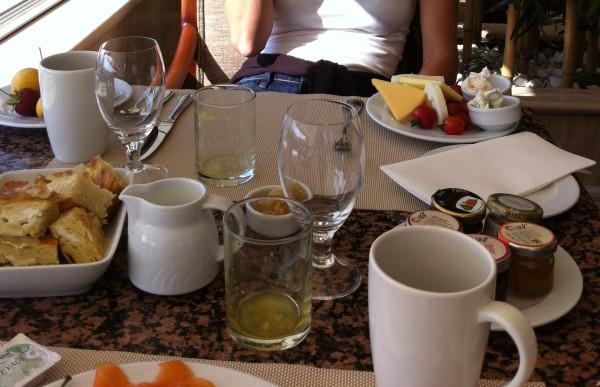 hilton breakfast 3