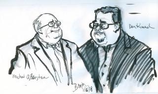 Michael A. Burstein, Daniel M. Kimmel