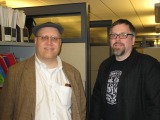 Michael A. Burstein, Jeff VanderMeer