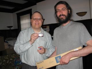 Michael A. Burstein and Sean Sullivan