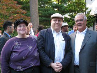 Nomi S. Burstein, Michael A. Burstein, Congressman Barney Frank