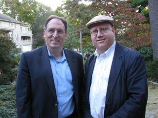 Alan Khazei, Michael A. Burstein