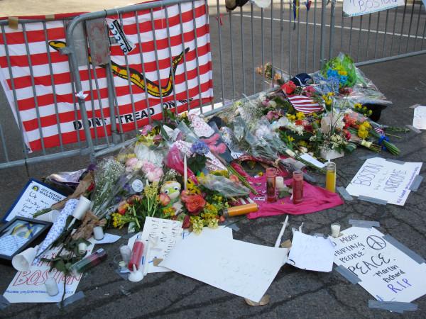 Memorial Closeup