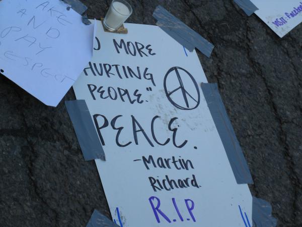 Martin Richard, RIP