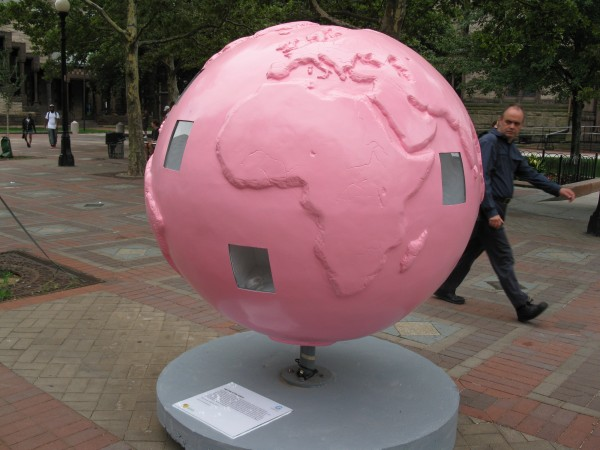 Lighting of the Future Cool Globe