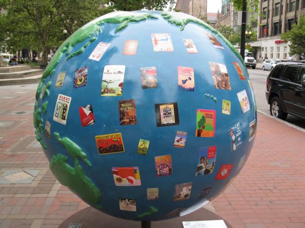 Brighter Future Cool Globe