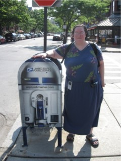 R2D2 and Nomi