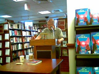 Austin Grossman Reads From His Book