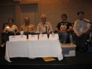 Louise Marley, Jeff Hecht, Donald Kingsbury, Peter Watts, Michael A. Burstein
